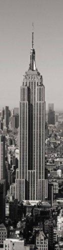 Scenolia Póster Vertical Déco Empire State Building
