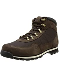 Timberland Euro Hiker Fabric with Leather, Baskets mode homme