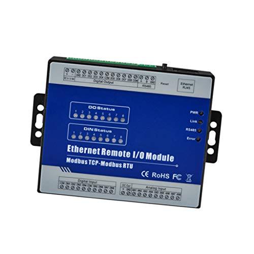 LOVIVER M140T Ethernet 8 CH Remote E/A Modul Für Die Heimautomation Web, IP, LAN, SPS Ethernet-digital-io