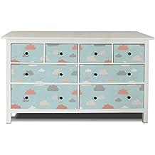 suchergebnis auf f r hemnes kommode blau. Black Bedroom Furniture Sets. Home Design Ideas