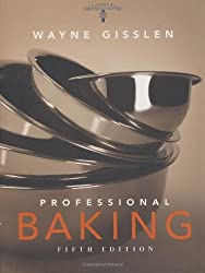 Professional Baking, with Method Cards by Wayne Gisslen (2008-03-03)