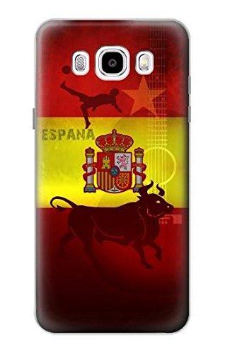 Innovedesire Spain Football Soccer Flag Case Cover...