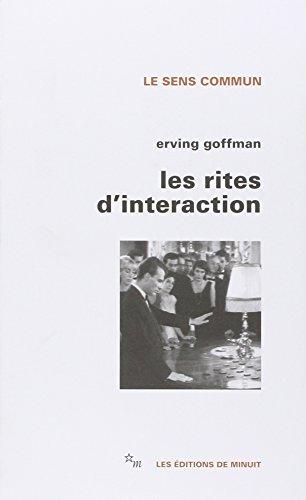Les Rites d'interaction