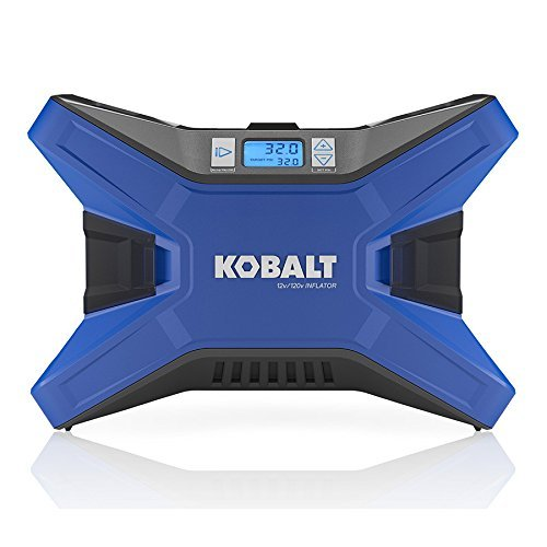 Kobalt 12-Volt Multi-Purpose Portable Car Sport Air Inflator by Kobalt
