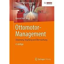 Ottomotor-Management: Steuerung, Regelung und Überwachung (Bosch Fachinformation Automobil)
