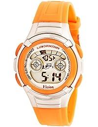 Vizion Digital Multi-Color Dial Children's Watch -8523B-3