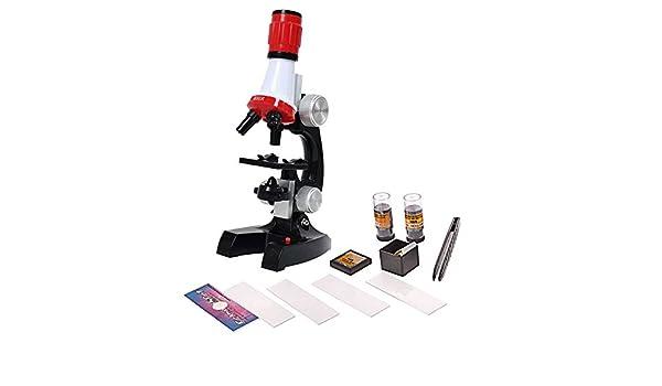 Beetest 1200x mikroskop kit scientific instruments spielzeug set