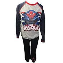 Marvel Ultimate Spiderman Niños Pijamas