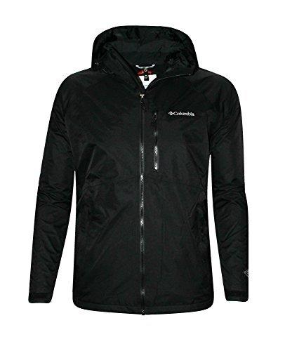 Columbia Winter Park Pass II Men's Omni-Heat Hooded Jacket (S) Columbia Winter Parka