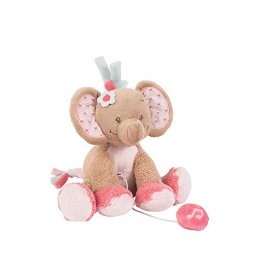 Mini Carrilon Rose Elefante