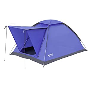 lichfield navaho dome tent, atlantic blue