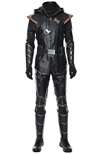 Hawkeye Kostüm - RedJade Avengers 4?Endgame Hawkeye Ronin Cosplay Kostüm Herren XL