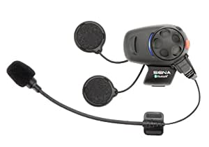Sena SMH5-01 Bluetooth Headset and Intercom for Scooters and Motorcycles
