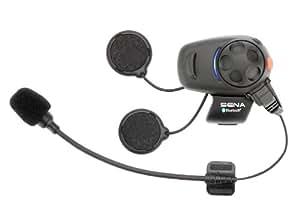 Sena SMH5-01 Ecouteurs et Intercom Bluetooth/Boom microphone à l'unité - production interrompue
