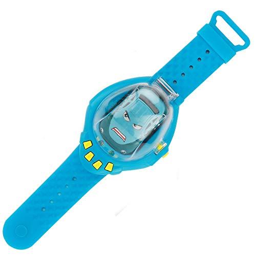 QINPIN 2,4G Schwerkraftsensor Smart Watch Fernbedienung Spielzeugauto Marine