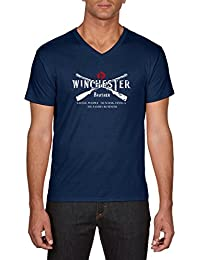 Touchlines Winchester Two Guns, T-Shirt Homme