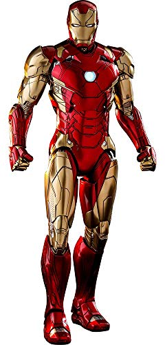 Hot Toys Movie Masterpiece - Marvel Studios First Ten Years - Iron Man Mark XLVI (46) Concept Version