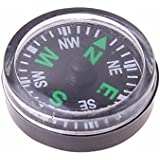 Generic Wholesale 20mm Lot of 12pcs Small Mini Pocket Compass Navigation Wandern Camping Reise H1E1