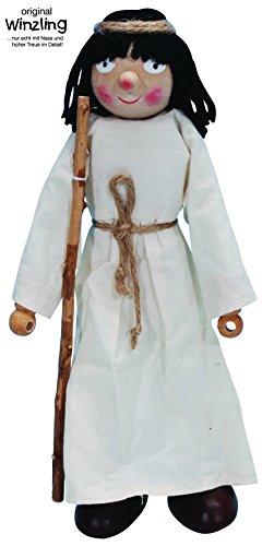 Winzling Jesus Puppe (2x große)