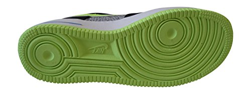 Nike Air Max 95 (gs) bianco Multi Giovani formatori 4.5y siamo reflective silver volt black 070