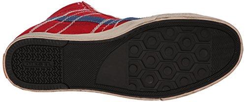 Diesel Herren Sneakers D-VELOWS D-STRING Y00781 P0455 H5498 Red