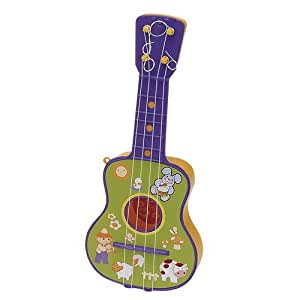 Reig 4-String Guitar-Colours may vary