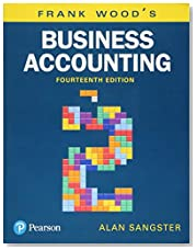 Frank Wood\'s Business Accounting Volume 2