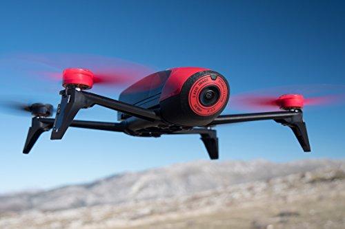 Parrot Bebop 2 Drohne rot - 11