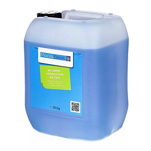 20Kg - PoolsBest® Algenverhüter extra hochkonzentriert & schaumfrei