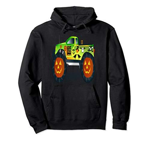 Truck Kostüm Monster - Trick Or Treat Halloween Kostüm Pullover  Pullover Hoodie
