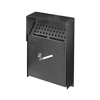 Mediawave Store deaktiviere Zigaretten Wanduhr Artigian Ferro Art. 810.B 24x 8x 34cm Aschenbecher