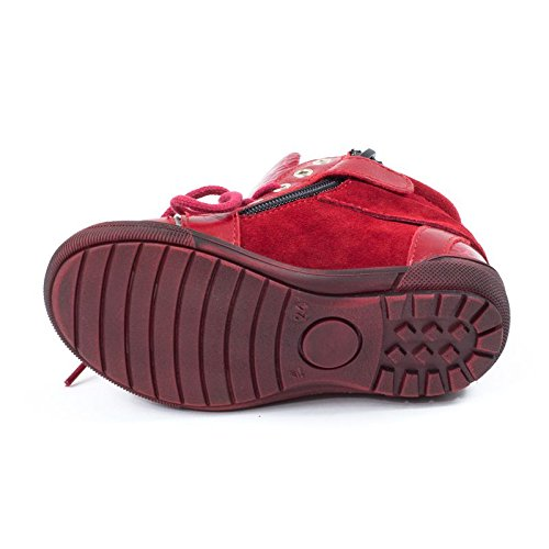 Catimini Cyndie, Chaussures de ville fille Rouge
