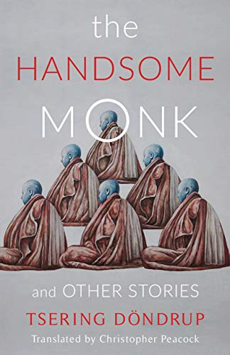 The Handsome Monk and Other Stories (Weatherhead Books on Asia) (English Edition) - Christopher Peacock