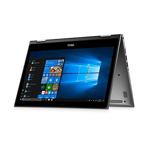 """Dell Inspiron 13 5000 2-in-1 - 13.3"""" Touch Display - 8th Gen Intel Core i7-8550U - 8GB Memory - 1TB Hard Drive - Theoretical Gray (i5379-7909GRY-PUS)"""