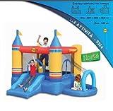 Castillo inflable 4 actividades en 1 - 9514 HAPPY HOP