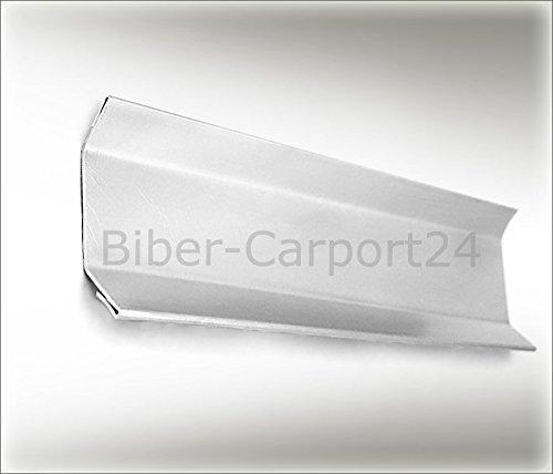 Putzstreifen 88 in Aluminium oder Titanzink (88-1 Aluminium 2m)