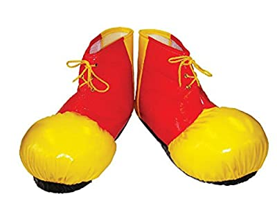 Clown Shoe Covers. Adult
