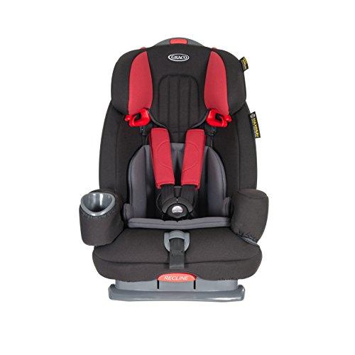 Graco 3660730034965 Nautilus Elite Diablo Auto-Kindersitz, schwarz