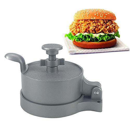 Non-stick-burger (Luerme Non-Stick-justierbare Burger-Presse mit Auswerferpresse Burger Patty Maker)