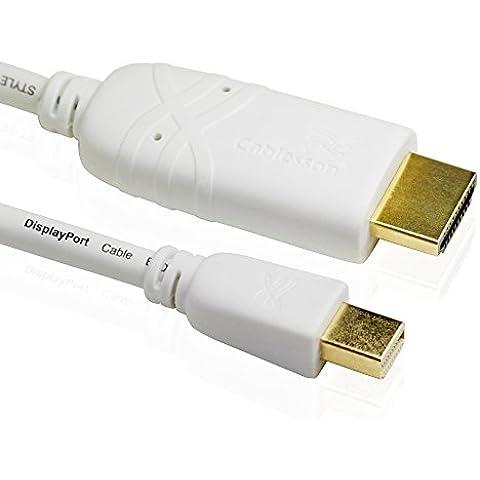 5m -Mini DisplayPort su HDMI Cavo di