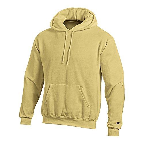 Champion Mens 50/50 EcoSmart Pullover Hood (S700) Or