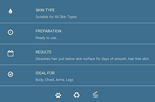 Nad's For Men Hair Removal Cream – 200 ml - 6