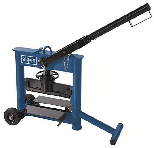 Scheppach jusqu'à 140 mm hauteur de coupe, 1 pièce, coupe-blocs hsc130