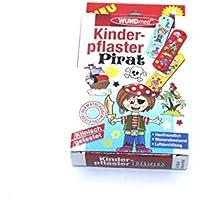 WUNDmed Kinderpflaster Pirat 10 Stück preisvergleich bei billige-tabletten.eu