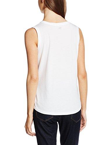 Levi's MUSCLE TANK-T-shirt, Donna Bianco (FESTIVAL TANK WHITE 13)