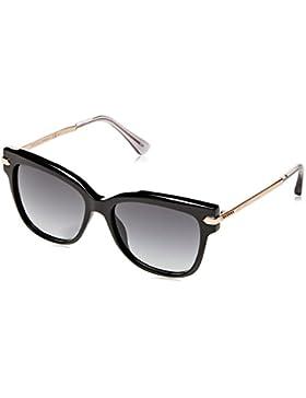 Jimmy Choo Ara/S 9O, Gafas de Sol para Mujer, Bk Gdcopper, 54