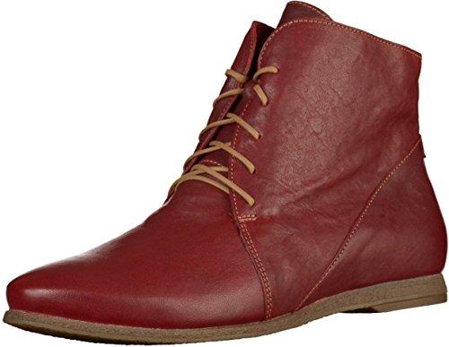 Think! Shua, Desert Boots Femme Rouge (Rosso/kombi 72)