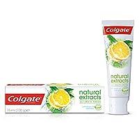 Colgate Toothpaste Naturals Lemon, 75 ml