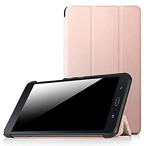 Fintie Samsung Galaxy Tab A 7.0 Hülle - Ultra Schlank Superleicht Ständer Slim Shell Case Cover Schutzhülle Etui Tasche für Samsung GALAXY Tab A 7.0 ZollSM-T280 / SM-T285 Tablet(2016 Version),