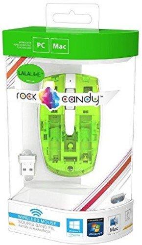 PC - Wireless Maus Rock Candy - grün -